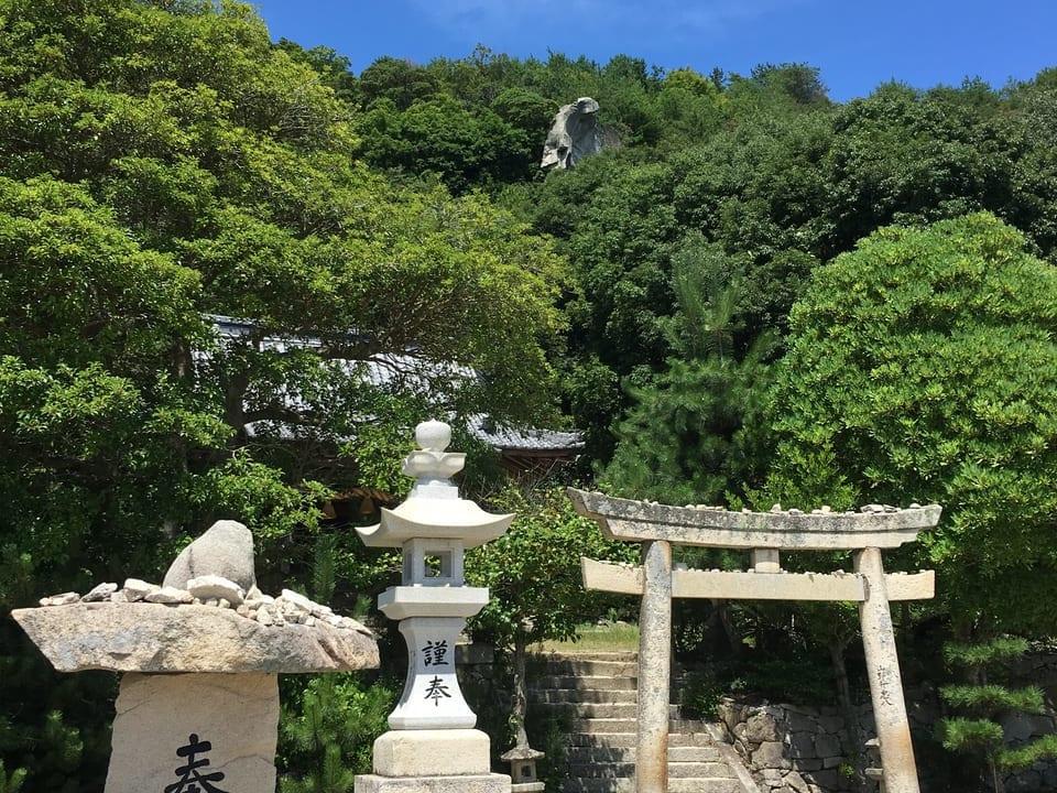入鹿明神社2